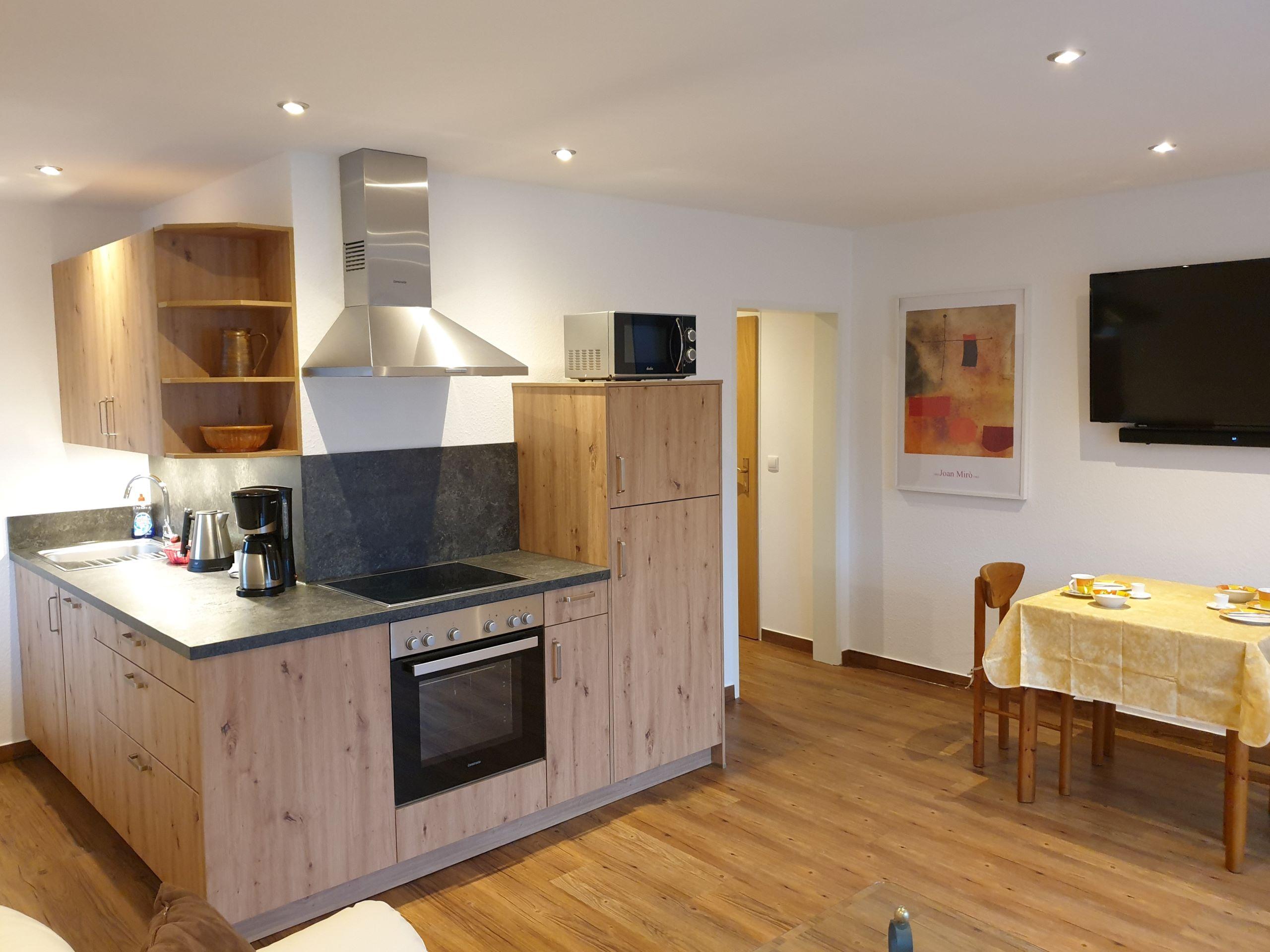 ferienwohnung appartement studio inzell. Black Bedroom Furniture Sets. Home Design Ideas